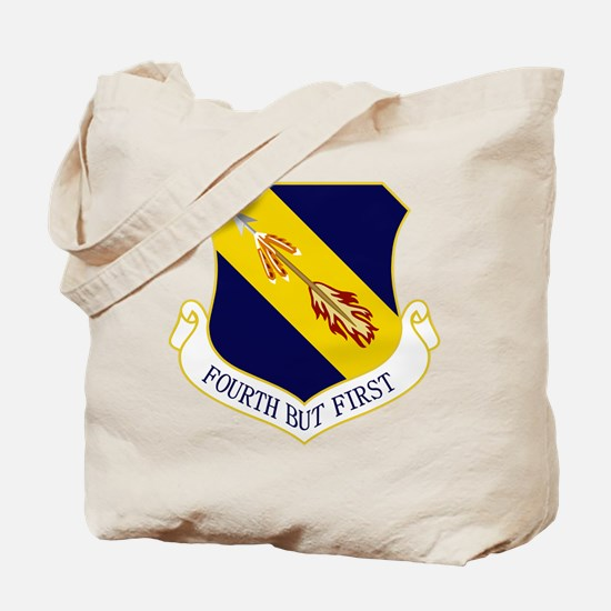 4th Fighter Wing Tote Bag