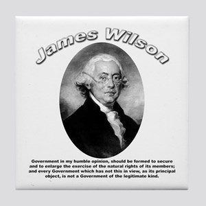 James Wilson 01 Tile Coaster