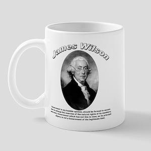 James Wilson 01 Mug