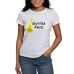 Guitar Face Women's T-Shirt