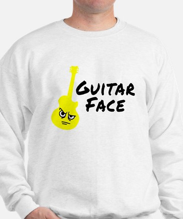Guitar Face Jumper