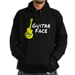 Guitar Face Hoodie (dark)