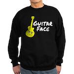 Guitar Face Sweatshirt (dark)