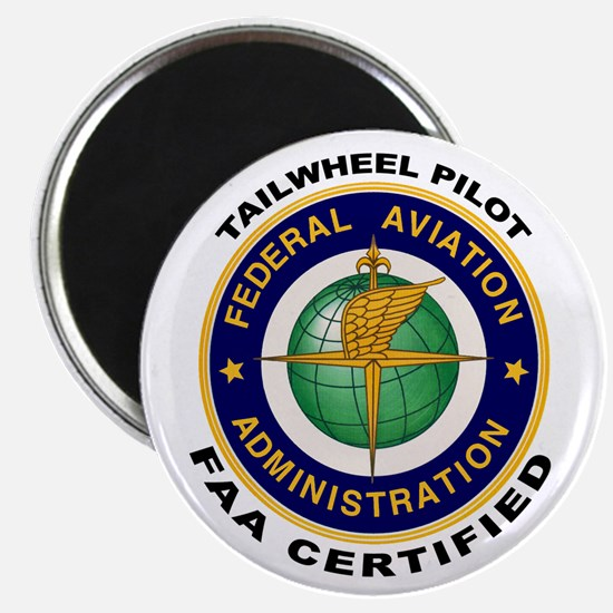 Tailwheel Pilot Magnet