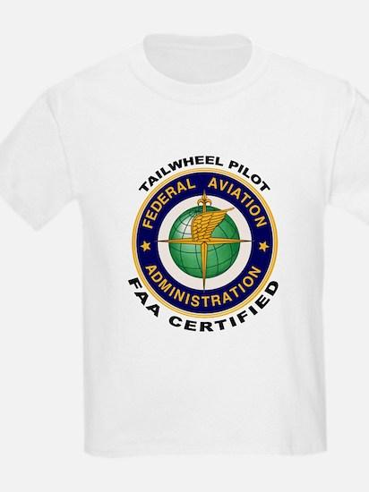Tailwheel Pilot T-Shirt