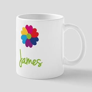 James Valentine Flower Mug