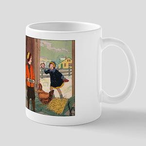 Dick and Jane Valentine Mug