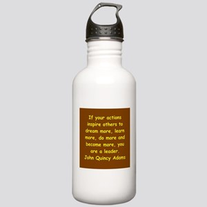 john quincy adams Stainless Water Bottle 1.0L