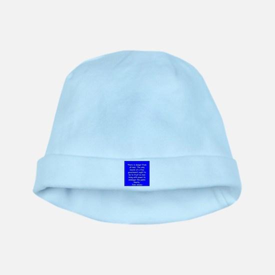 john adams baby hat