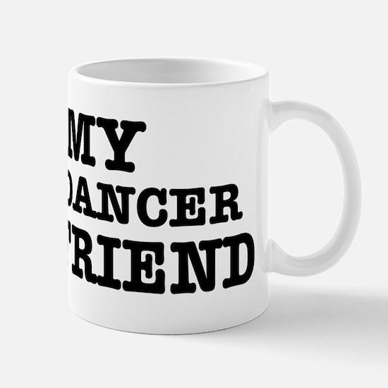 Dancer Girlfriend Mug