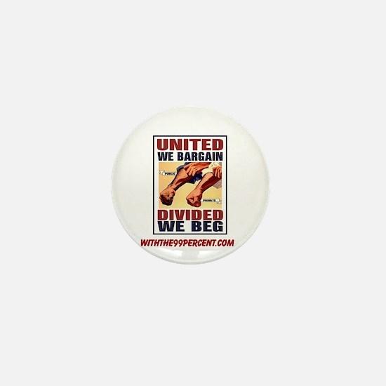 United Mini Button