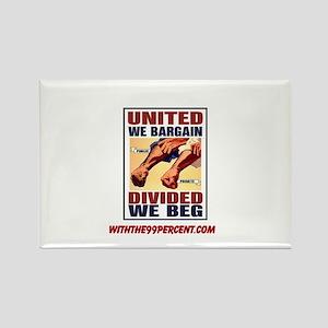 United Rectangle Magnet