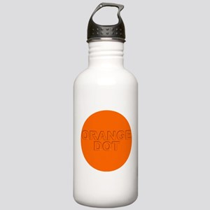 ORANGE DOT Stainless Water Bottle 1.0L