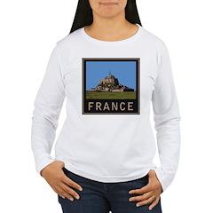 France Mont St. Michel T-Shirt