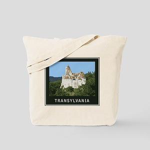 Transylvania Bran Castle Tote Bag