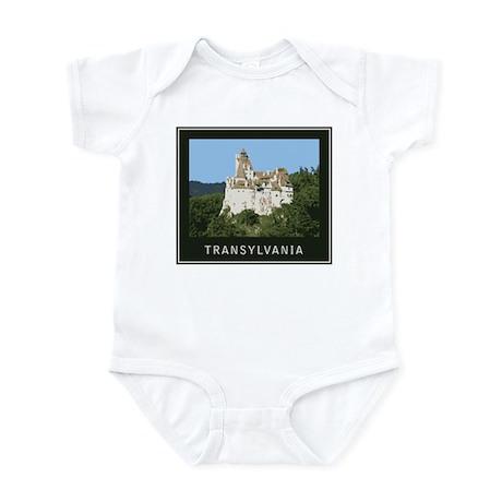 Transylvania Bran Castle Infant Bodysuit