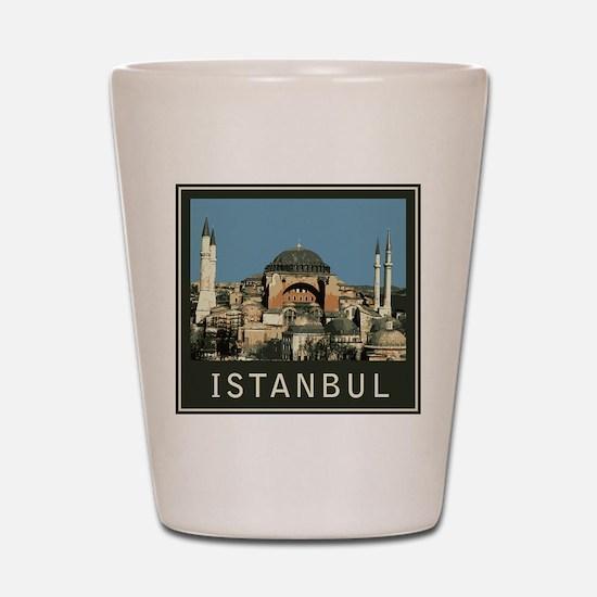 Istanbul Agia Sophia Shot Glass