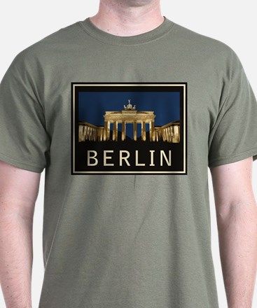 Berlin Brandenburg Gate T-Shirt