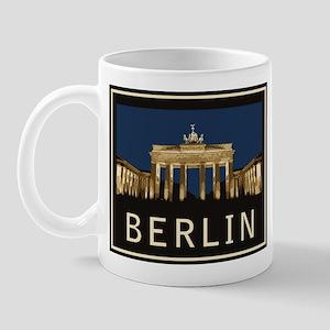 Berlin Brandenburg Gate Mug