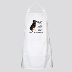 Rottie Dad Apron