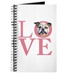 Love - Bulldog Journal