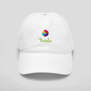 Natalia Valentine Flower Cap
