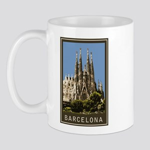 Barcelona Sagrada Familia Mug