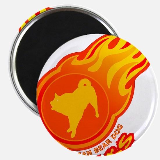 Karelian Bear Dog Magnet