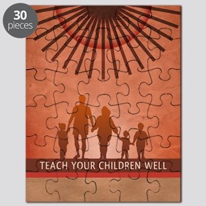 Teach Your Children Well Puzzle