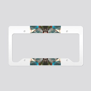 The Glass Dragons Collection License Plate Holder