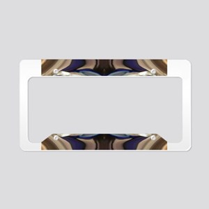 The Glasswork Collection License Plate Holder