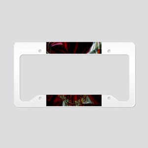 Fantacy 31 Collection License Plate Holder
