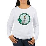 Irish Pride Foxhound Women's Long Sleeve T-Shirt