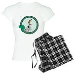 Irish Pride Foxhound Women's Light Pajamas