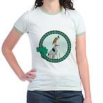 Irish Pride Foxhound Jr. Ringer T-Shirt