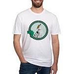 Irish Pride Foxhound Fitted T-Shirt