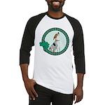 Irish Pride Foxhound Baseball Jersey