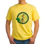 Irish Pride Foxhound Yellow T-Shirt