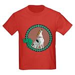 Irish Pride Foxhound Kids Dark T-Shirt