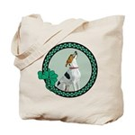 Irish Pride Foxhound Tote Bag