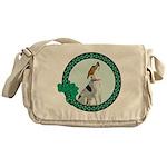 Irish Pride Foxhound Messenger Bag