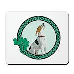Irish Pride Foxhound Mousepad