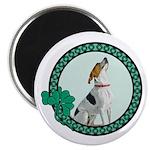 Irish Pride Foxhound Magnet