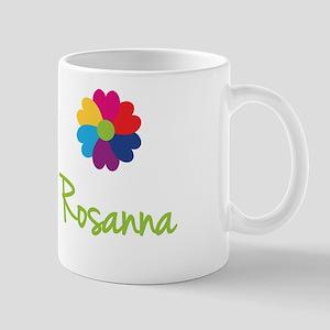 Rosanna Valentine Flower Mug