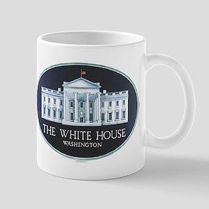 The White House 11 oz Ceramic Mug