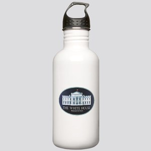 The White House Stainless Water Bottle 1.0L