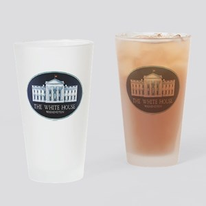 The White House Drinking Glass