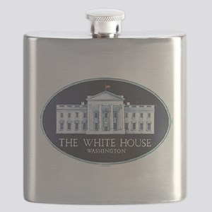The White House Flask