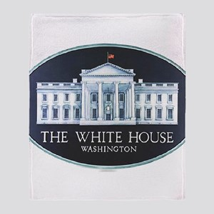 The White House Throw Blanket