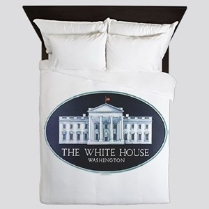 The White House Queen Duvet